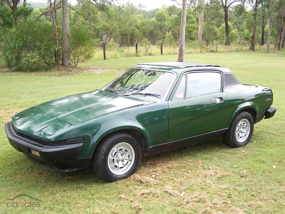 Triumph TR7 for sale