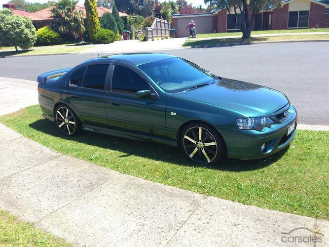 ... Cars For Sale - 2006 Ford Falcon XR6 Turbo BF Mk II - carsales.com.au
