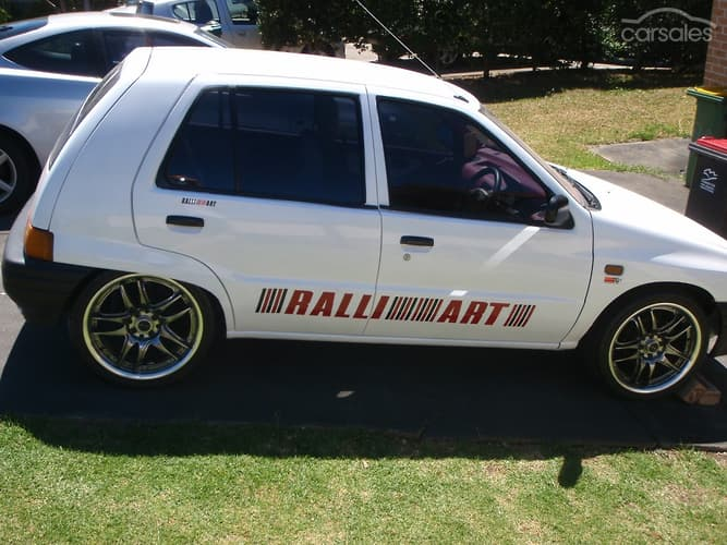 ... Used Cars For Sale - 1990 Daihatsu Charade CS G100 - carsales.com.au