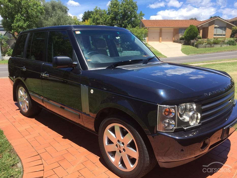 Land Rover Range Rover L322 for sale