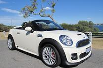 2012 Mini ROADSTER John Cooper Works R59