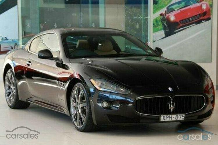 ... & Used Cars For Sale - 2008 Maserati Granturismo S - carsales.com.au