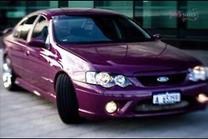 2006 FORD FALCON BF XR6 TURBO