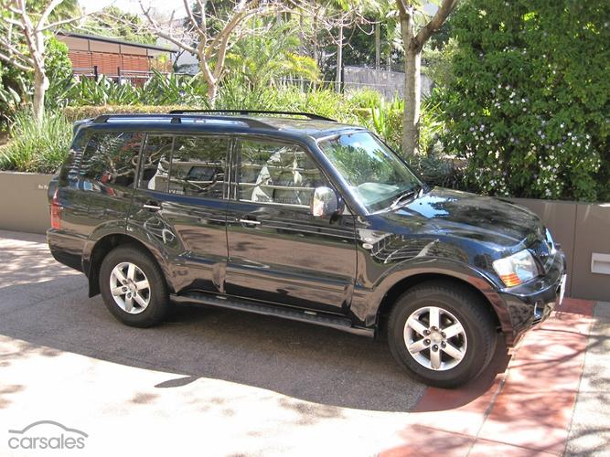 ... For Sale - 2006 Mitsubishi Pajero Exceed NP MY06 - carsales.com.au