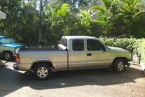 2002 CHEVROLET SILVERADO 1500 SHORT BOX LT