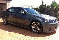 2011 HOLDEN COMMODORE VE Series II MY12 SS