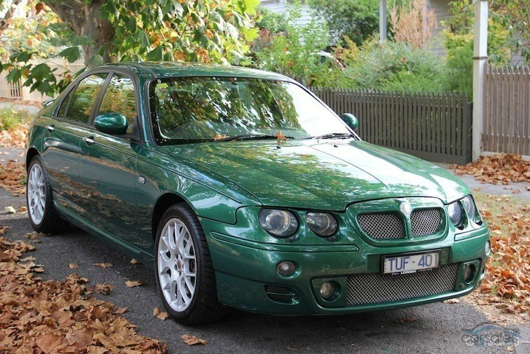 MG ZT 190 for sale