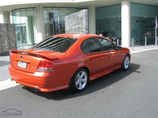 2005 FORD FALCON BF XR6 - carsales.com.au