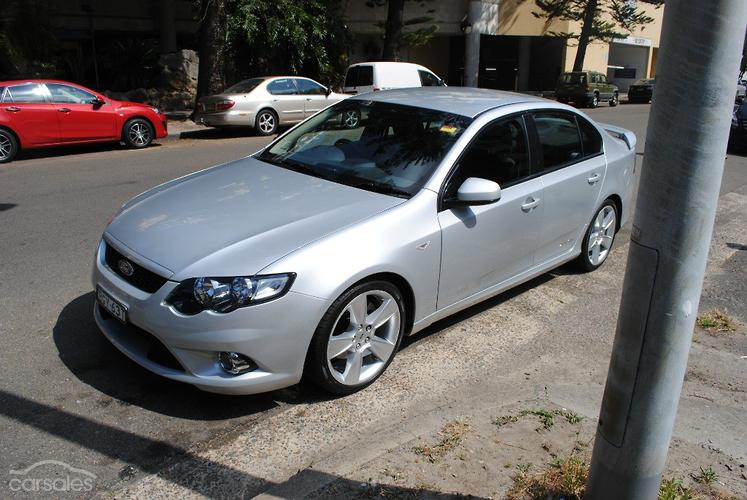 ... Used Cars For Sale - 2008 Ford Falcon XR6 Turbo FG - carsales.com.au