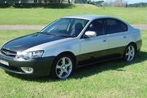 2004 SUBARU LIBERTY 4GEN MY04 LUXURY AWD