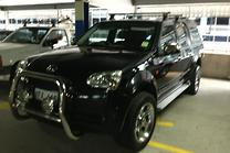 2009 GREAT WALL V240 K2 SUPER LUXURY