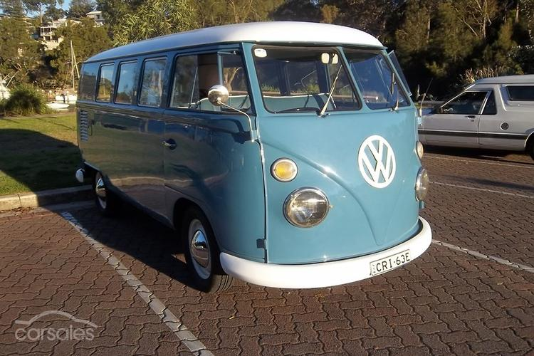 Volkswagen Kombi Transporter Perth Cars For Sale