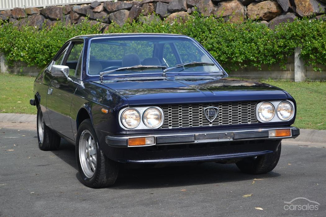 Lancia Beta Coupe for sale