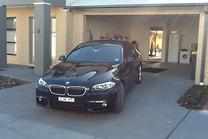 2012 BMW 528i F10 MY13 STEPTRONIC