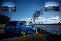 2010 HOLDEN COMMODORE VE Series II SS SPORTWAGON