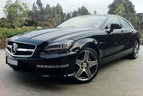 2012 MERCEDES CLS63 C218 AMG SPEEDSHIFT