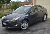 2011 FORD FOCUS LW SPORT PWRSHIFT
