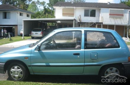1990 DAIHATSU CHARADE CS G100 Hatch Private Cars For Sale in QLD ...