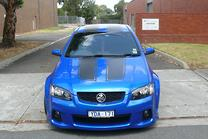 2010 HOLDEN COMMODORE VE Series II SS