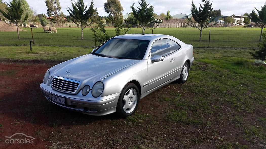 Mercedes Benz CLK for sale