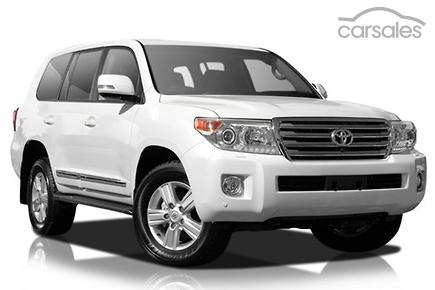New 2015 Toyota Landcruiser Sahara Sports Automatic MY13 Pricing and