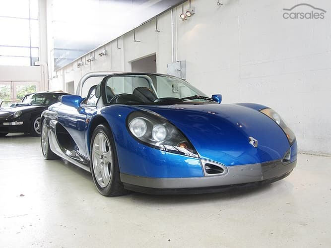 Image: Renault Sports Spider - for sale