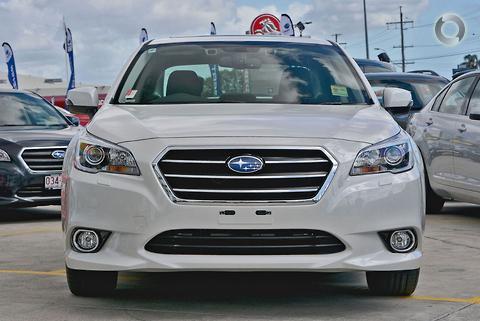 Subaru Liberty 2016