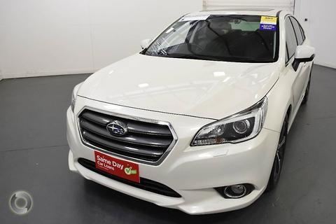 Subaru Liberty 2015