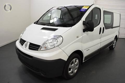 Renault Trafic 2012