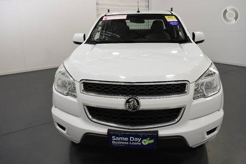 Holden Colorado 2014