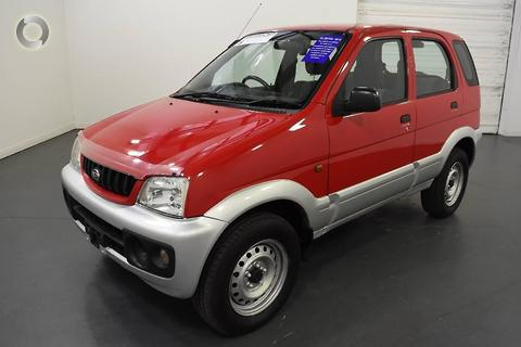 Daihatsu Terios 2002