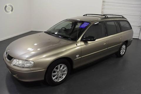 Holden Commodore 2002