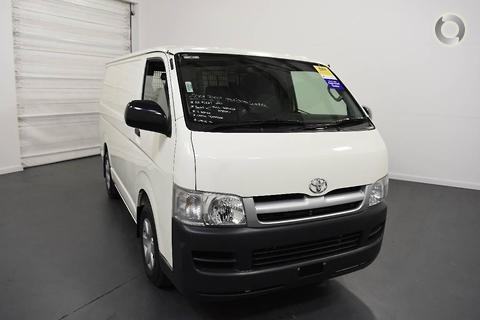 Toyota Hiace 2007