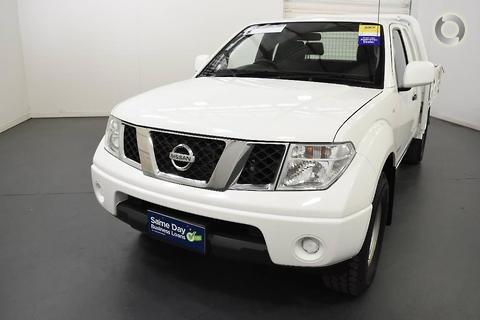 Nissan Navara 2012