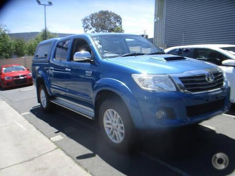 Toyota Hilux 2012