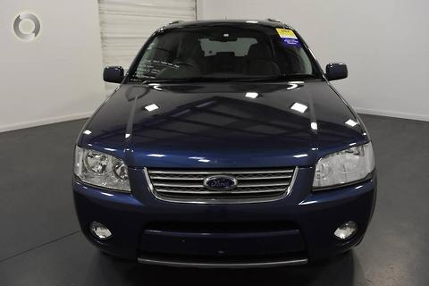 Ford Territory 2008