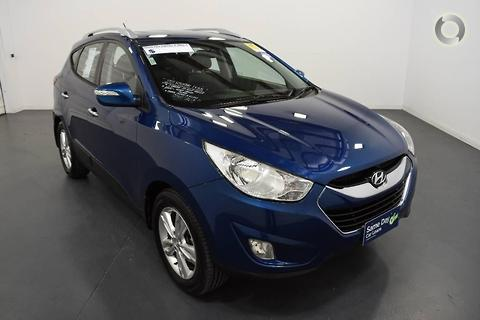 Hyundai ix35 2011