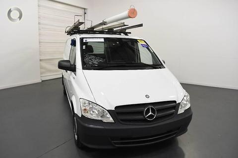 Mercedes-Benz Vito 2011
