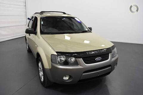 Ford Territory 2006