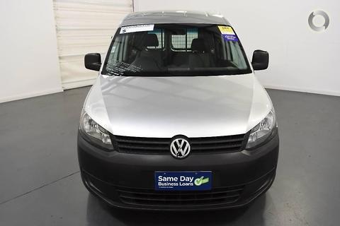 Volkswagen Caddy 2013