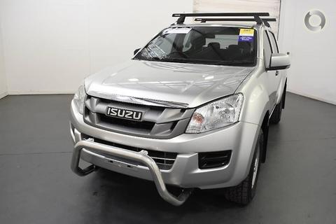 Isuzu D-MAX 2012