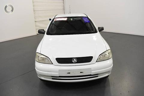 Holden Astra 2004