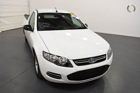 Ford Falcon Ute 2013