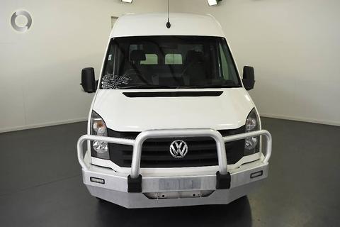 Volkswagen Crafter 2012