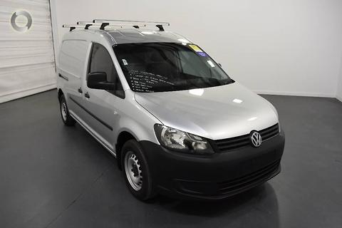 Volkswagen Caddy 2012