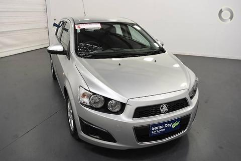 Holden Barina 2015
