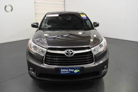 Toyota Kluger 2015