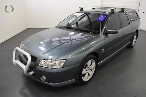 Holden Crewman 2005