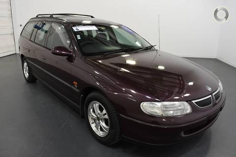 Holden Commodore 1998