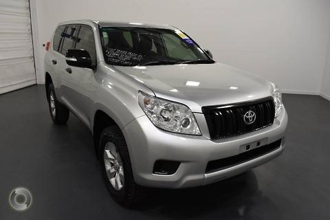 Toyota Landcruiser Prado 2012